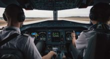 Pilotos Aviação
