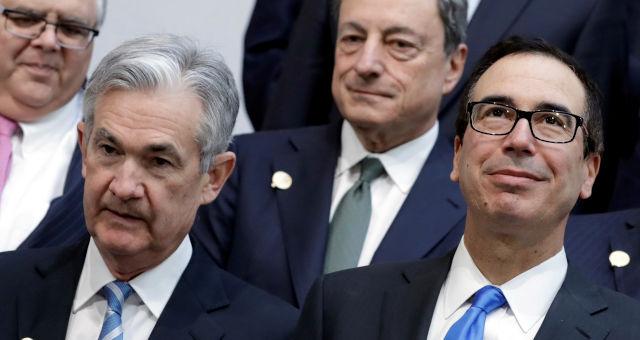 Powell e Mnuchin