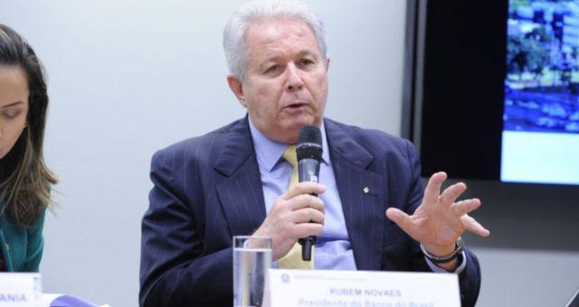 Rubem Novaes, presidente do Banco do Brasil Fonte: Agência Câmara de Notícias