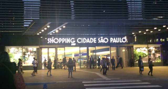 Shopping Cidade de São Paulo-CCP