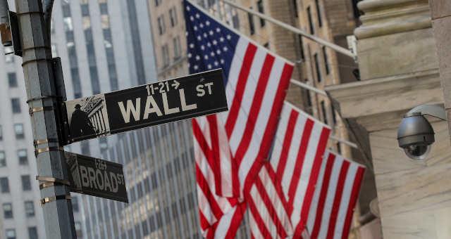 EUA Mercados Wall Street