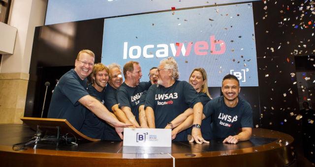 Locaweb LWSA3 IPO