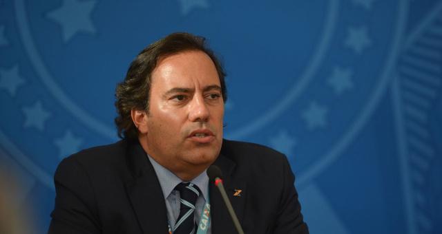 Pedro Guimarães CEO Caixa