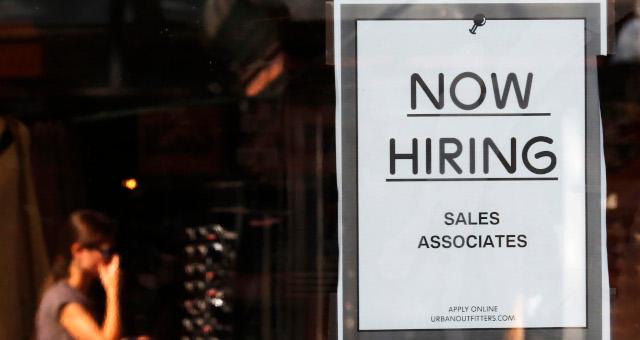 Emprego EUA
