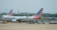 American Airlines AAL Aviões Aeroportos Setor Aéreo
