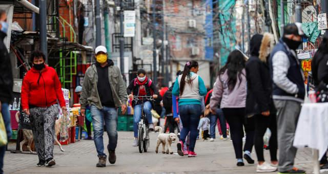 América Latina Pobreza Periferias