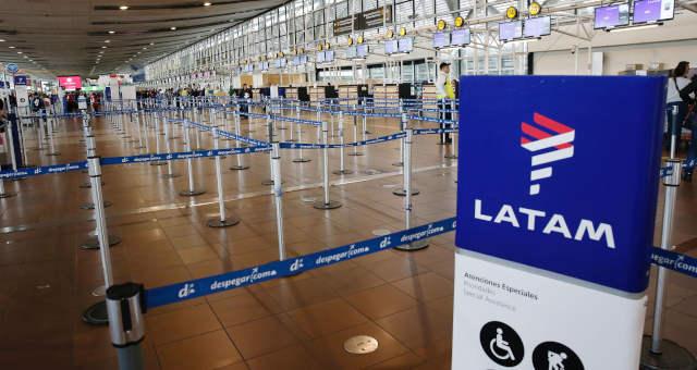 Latam Airlines Setor Aéreo Aviação