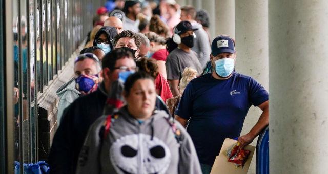 Desemprego Máscaras Coronavírus