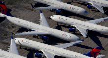 Delta Avião Aviação Setor Aéreo
