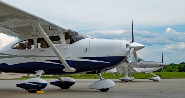 Aviação Setor Aéreo Avião 67