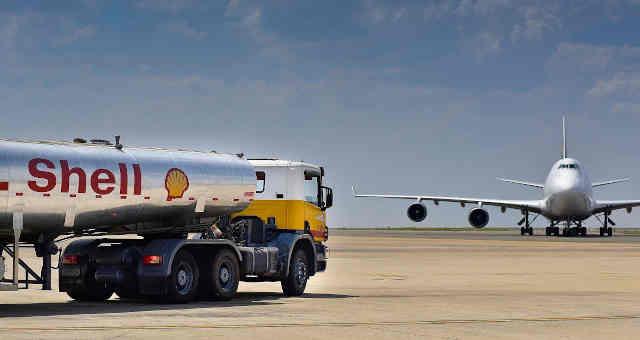 Raízen Cosan Shell aviação