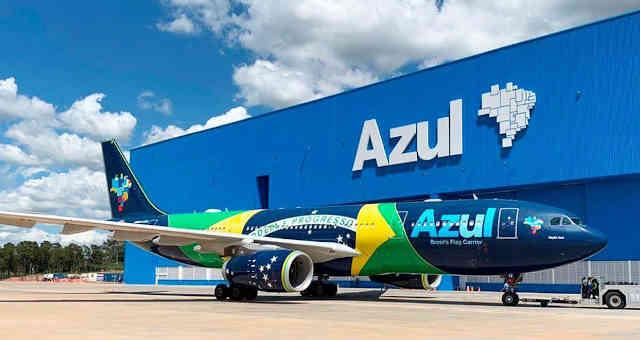 Hangar da Azul AZUL4