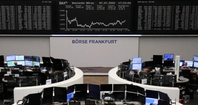 Bolsa Frankfurt