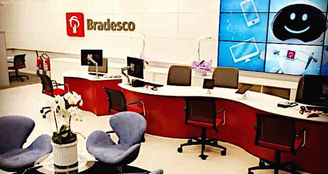 Agência do Bradesco BBDC4