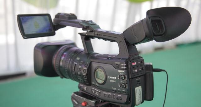 Câmera Filmagem