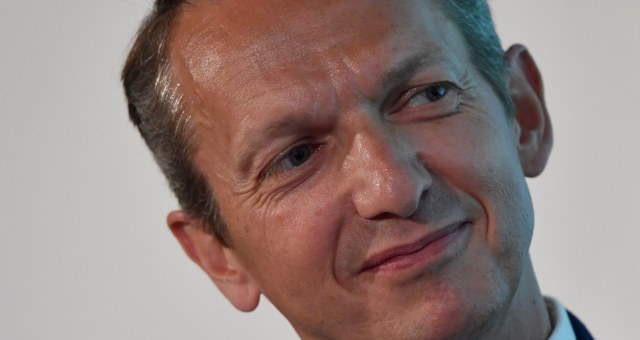 Chefe do Banco da Inglaterra, Andy Haldane
