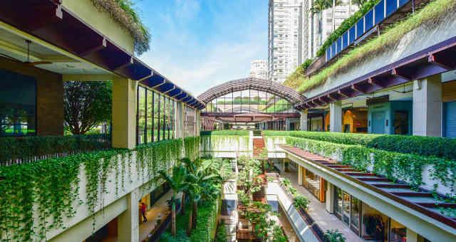 Shopping Cidade Jardim, que integra o portfólio do XP Malls