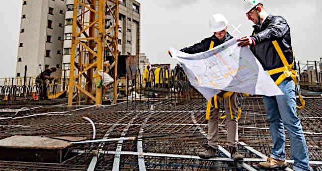 Cyrela CYRE3 construção obra prédio