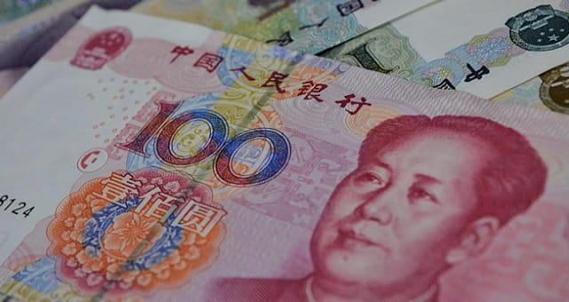 Dinheiro-Yuan