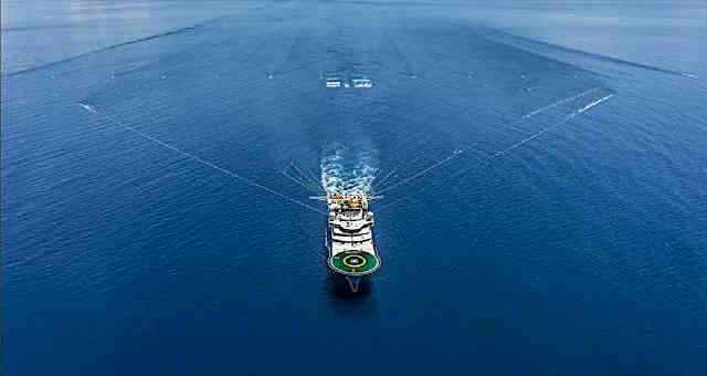 Navio-plataforma da Enauta
