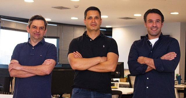 FitBank_Rener Menezes, Otavio Farah e Mauricio Zaragoza