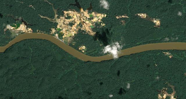 Mineração em Roraima