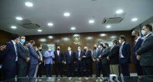 Guedes Maia Alcolumbre Reforma Tributária