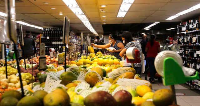 Inflação/Supermercado