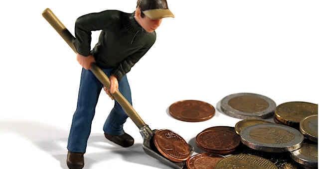 lucro dividendo riqueza investimento ganho