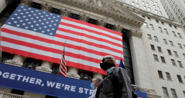Mercados EUA Wall Street Coronavírus