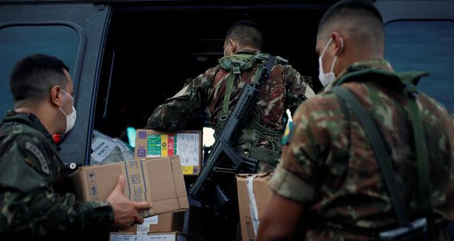 MilitarMilitar, Amazonas