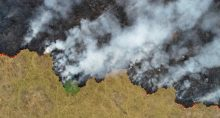 Queimada desmatamento amazônia meio ambiente sustentabilidade