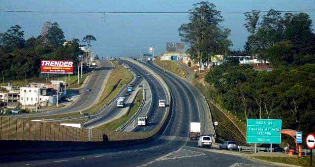 ViaOeste Via Oeste CCR CCRO3 Rodovia Raposo Tavares