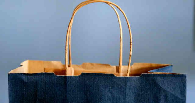 sacola vendas varejo compras consumo