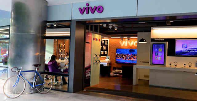 Loja da Vivo VIVT4