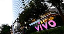 Escritório da Vivo VIVT4