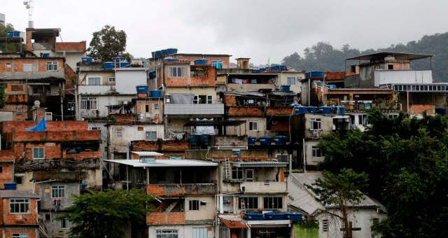 Periferia Pobreza América Latina