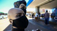 Comércio Informalidade Consumo Máscara Coronavírus