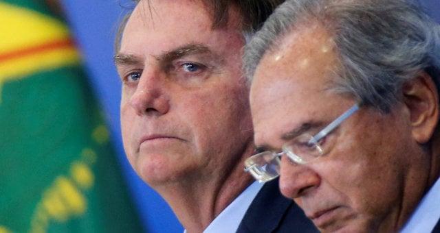 Jair Bolsonaro Paulo Guedes