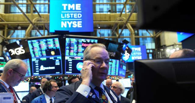Nyse Wall Street Mercados