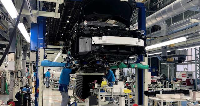 Setor Automotivo Carro Indústria