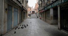 Veneza Itália Comércio Consumo Europa