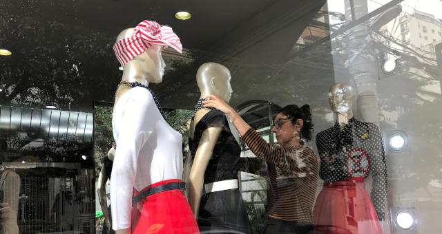 Consumo Comércio Moda Varejo