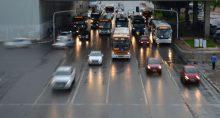 Trânsito Transportes Ônibus