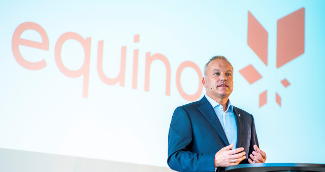 Anders Opedal CEO Equinor