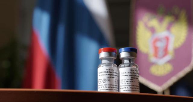 Vacina Rússia Coronavírus
