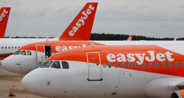 easyJet Avião Setor Aéreo