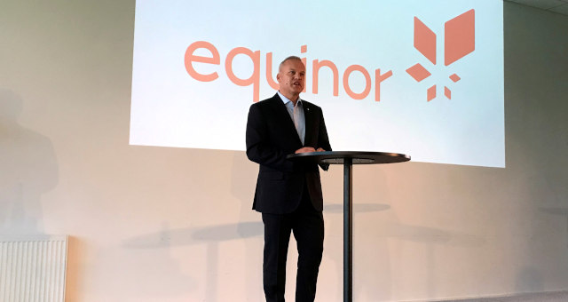 Anders Opedal Equinor