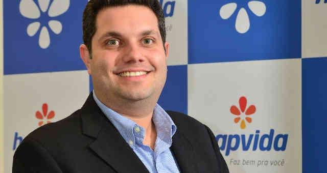 Bruno Cals, CFO da Hapvida