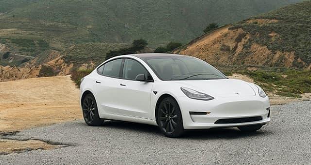 Carro elétrico - Tesla